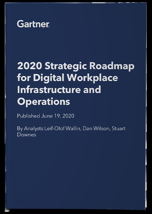 Gartner Report Digital Workplace Infrastructure