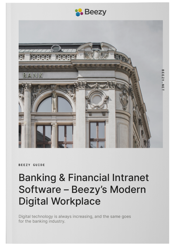 Banking and financial intranet software
